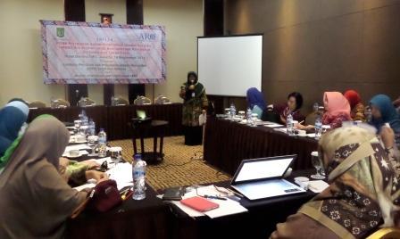 Tanamkan Nilai dan Budaya Hidup Bersih, LPPM UNAS Maksimalkan Peran Perempuan Islam