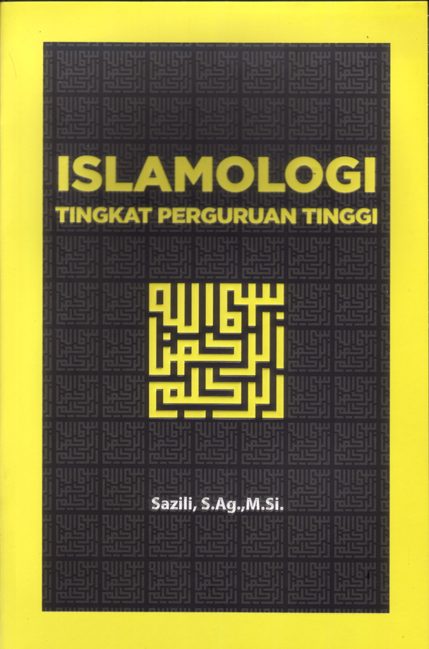 ISLAMOLOGI TINGKAT PERGURUAN TINGGI
